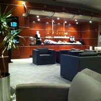 Photo taken at Admirals Club by Christopher A. on 1/28/2013