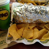 Photo taken at Moe's Southwest Grill by Lori S. on 4/16/2016