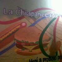 Photo taken at La Chiapanecada by enrique c. on 8/4/2013