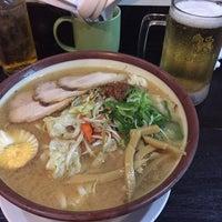 Photo taken at Sendai Ramen Mokkori by なか on 11/19/2017