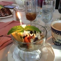 Photo taken at The Colington Cafe by Javier V. on 4/16/2014