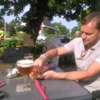 Photo taken at Sluyshof by Stijn V. on 7/21/2016