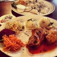 2/27/2013 tarihinde the BREL teamziyaretçi tarafından Chopin Restaurant'de çekilen fotoğraf
