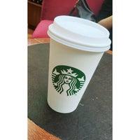 Photo taken at Starbucks by Niloofar H. on 3/18/2017