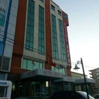 3/5/2013 tarihinde Bahtiyar O.ziyaretçi tarafından Hotel Sefa'de çekilen fotoğraf