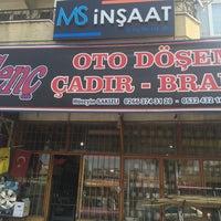 Photo taken at Genç Oto Aksesuar by Ceyhan Ç. on 8/9/2016