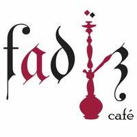 Photo taken at fadiz café by Walid I. on 8/16/2014