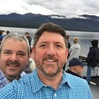 Photo taken at Real Journeys Lake Te Anau by Grayson on 3/21/2016