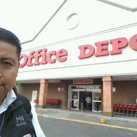 Photo taken at Office Depot Zaragoza by Gabriel C. on 11/11/2016
