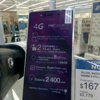 Photo taken at Coppel by Gabriel C. on 7/27/2016