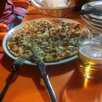 Photo taken at La Mejicana Pizzeria Taquería by Jose Carlos C. on 7/27/2014