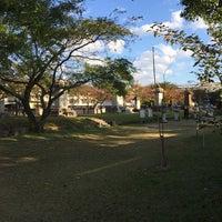 Photo taken at 崇福寺 黒田家墓所 by Eiji A. on 11/2/2014