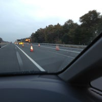 Photo taken at New Jersey Turnpike - Cherry Hill by Sharon M. on 10/24/2012