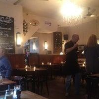 Photo taken at Café Van Zuylen by Ryan G. on 10/8/2012
