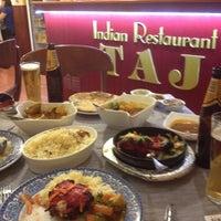Photo taken at Restaurante Taj by Ozlem on 6/28/2014