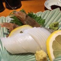 Photo taken at 鳥取の地酒と魚 てんまり by masahide a. on 3/29/2016