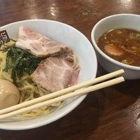 Photo taken at 煮干しらーめん 玉五郎 くずはモール店 by masahide a. on 9/27/2017