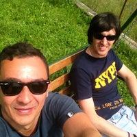 Photo taken at Trattoria Prato Botrile by XCAFAX on 6/16/2013