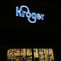Photo taken at Kroger by Gilbert L. on 8/12/2013