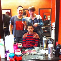 Photo taken at Joy's No. 2 Hair Salon by Gilbert L. on 5/5/2013