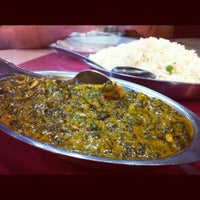 Photo taken at Shaan Indian Cuisine by Jen L. on 4/26/2013