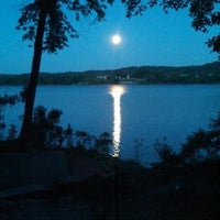 """Photo taken at Chip's Eagle Hollow Campground by Michael """"Chip"""" G. on 6/1/2013"""