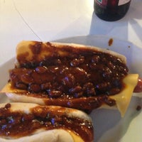 "Photo taken at Paul's ""Da Burger Joint"" by Jason R. on 3/31/2013"