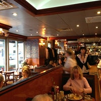 Photo taken at The Viand Diner & Bar by Bonnie S. on 1/19/2013