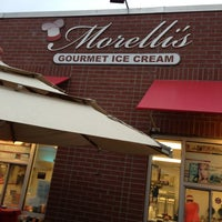 Photo taken at Morelli's Gourmet Ice Cream by Bonnie S. on 12/23/2012
