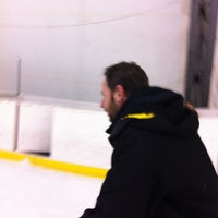 "Photo taken at Dominic ""Mimi"" DiPietro Family Skating Center by Elizabeth J. on 12/15/2012"