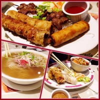 Photo taken at Vancouver Vietnamese Restaurant by Donna E. on 1/26/2014