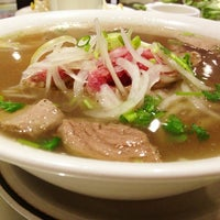 Photo taken at Vancouver Vietnamese Restaurant by Donna E. on 2/17/2013