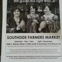 Photo taken at Southside Farmers' Market by Jeff E. on 8/23/2014