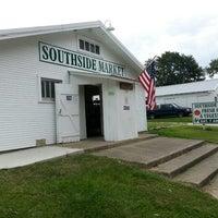 Photo taken at Southside Farmers' Market by Jeff E. on 8/30/2014