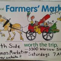 Photo taken at Southside Farmers' Market by Jeff E. on 5/9/2015