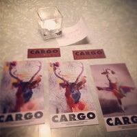 Foto scattata a Cargo da Il Magnifico V. il 1/22/2013