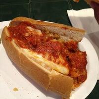 Photo taken at DeFalco's Italian Grocery by Boaz Z. on 7/6/2013