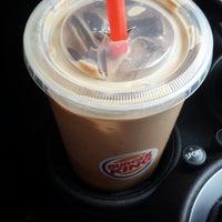 Photo taken at Burger King by Cynda R. on 10/1/2013