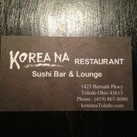 Photo taken at Korea Na by Ben K. on 4/13/2013