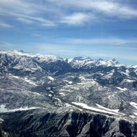 Photo taken at Aspen/Pitkin County Airport (ASE) by David V. on 3/14/2013