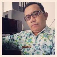 Photo taken at Kantor Bupati Ketapang by Muhammad A. on 8/17/2013