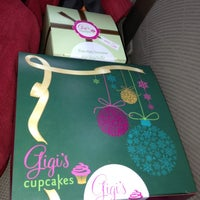 Photo taken at Gigi's Cupcakes by Jonna P. on 12/19/2012