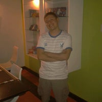 Photo taken at Saman Hostel by Fernando Ariel B. on 11/20/2012