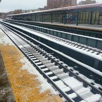 Photo taken at MTA Subway - Mosholu Parkway (4) by Carol C. on 11/8/2012