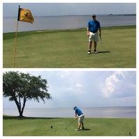 Photo taken at Kelly Plantation Golf Resort by Danny C. on 6/17/2014