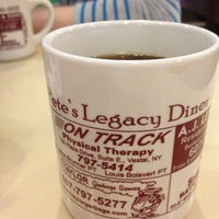 Photo taken at Pete's Legacy Diner by Joe C. on 6/10/2013