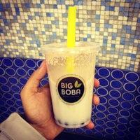 Foto scattata a Big Boba Bubble Tea Shop da Daniel il 4/12/2013