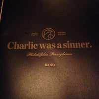 Photo taken at Charlie was a sinner. by Fernanda P. on 7/3/2014