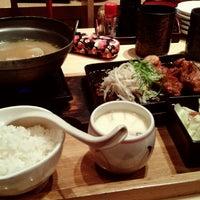 Photo taken at Tokyo Shokudo (吉野食堂) by Audrey T. on 3/28/2013