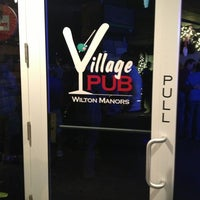 Photo taken at Village Pub - Wilton Manors by Rory C. on 12/26/2012